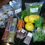 daily eating from the Gilbert Farmers Market 20140301