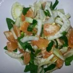 Fennel Grapefruit Mint Salad