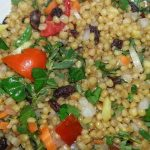 DailyEats White Sonora Wheat Berry Salad